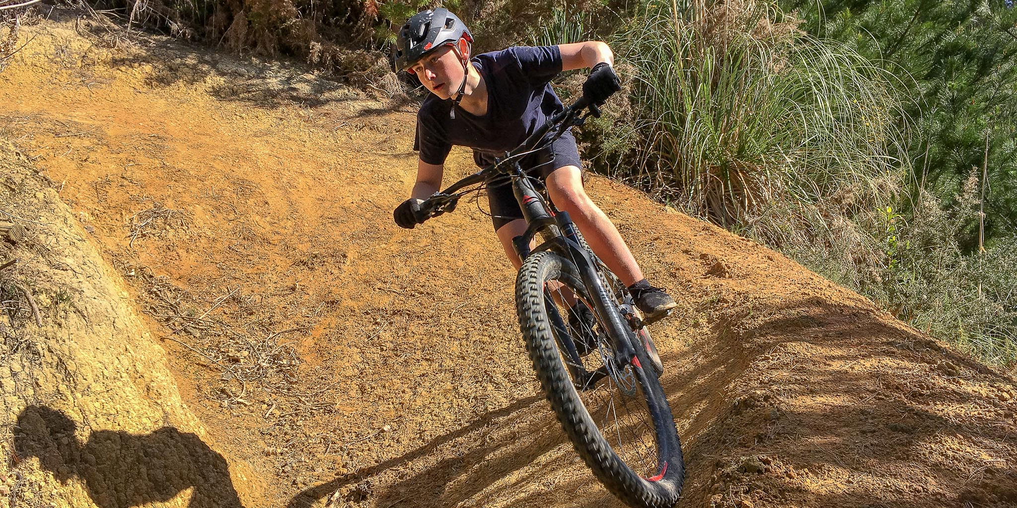 Learn to ride mountain bikes on our 50Km OF WORLD CLASS MTB TRAILS